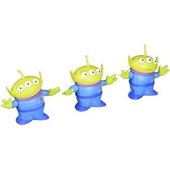 03d9ba3752a Amazon.com  Disney Pixar 64018 Toy Story Collection Space Aliens