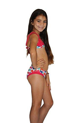 Agatha Ruiz de la Prada Love Pink Bikini - Kids Clothes Prada