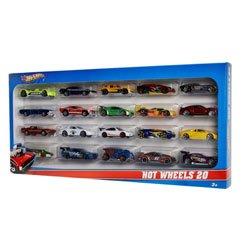 (Hot Wheels 20 Car Gift Pack (Styles May Vary))