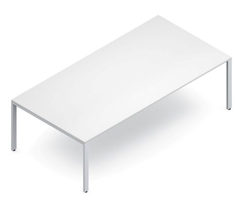 Global 8 Ft Conference Table Dimensions: 48
