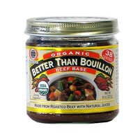 Better Than Bouillon Organic Beef Base -- 8 oz - 2 pc Beef Bouillon Gravy