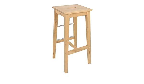 Admirable Amazon Com Bar Stool Solid Wooden Stool Bar Chair Bar Chair Short Links Chair Design For Home Short Linksinfo