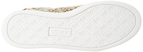 Active Zapatillas Light Beibr para Beige Brown Footwear Lady Guess Multicolor Mujer fCxTqntf