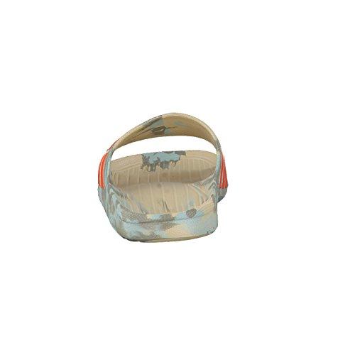 adidas Duramo Slide - Chanclas para Unisex, Azul - (CAQLIN/ENERGI/CARTRA) 51 1/3