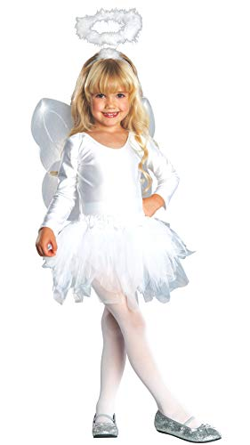 Angel Costume For Toddler Girl (Child's Angel Costume Kit, Toddler, 12 to 24)