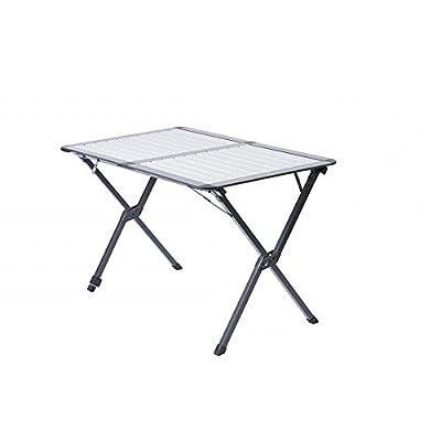Nouveaux fabricant–Stabielo Alu–Roll de table–Table d'extérieur 80x 70x 60cm