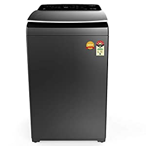 Whirlpool 7.5 kg 5 Star Inverter Fully-Automatic Top Loading Washing Machine (360 Bloomwash PRO INV 7.5, Graphite…