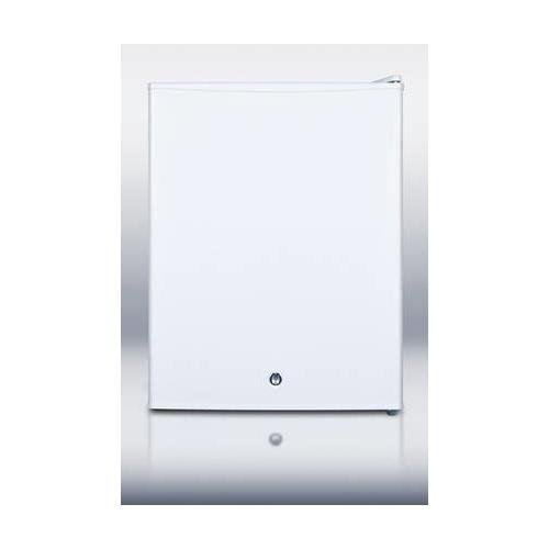 Summit FF28LWH Refrigerator, White