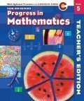 Progress in Mathematics, Optional Transition to Common Core Teacher's Edition, 2012 grade 5