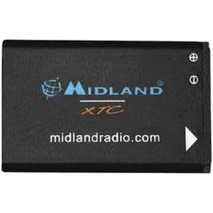 Midland Radio Corporation XTC-300 Li-Ion Battery - Black