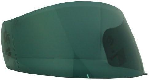 oro ac-11 trasparente bici da corsa moto casco accessori/ cl-max fg-14 Hjc hj-07/Shield//visiera oro per cl-14 fumo /Made in Corea blu argento