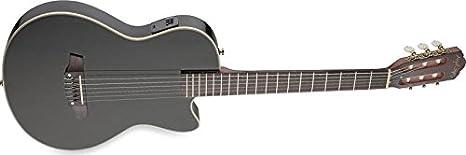 Stagg eléctrico de guitarra clásica ec3000cbk Guitarra de concierto ...