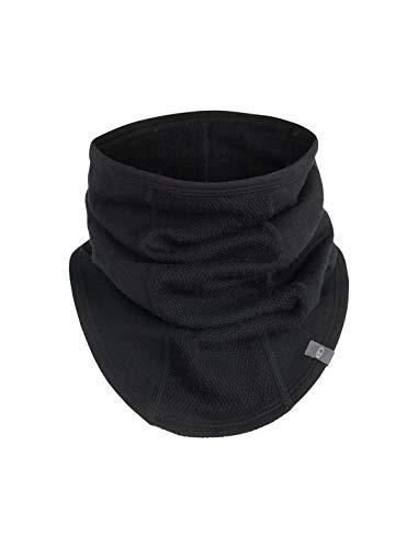 (Icebreaker Merino 260 Zone Chute Balaclavas Headwear, One Size, Black)