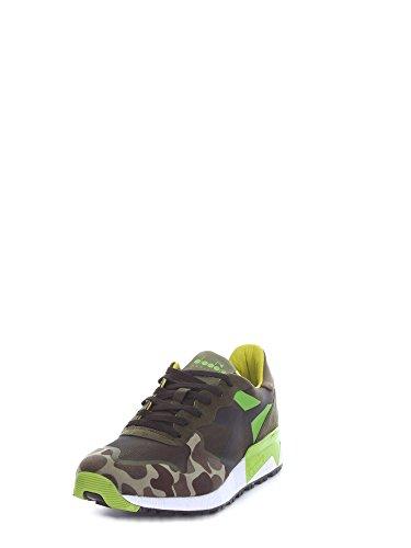 Diadora Heritage 171866 70167 - Zapatillas para deportes de exterior para hombre verde Verde 40 Verde