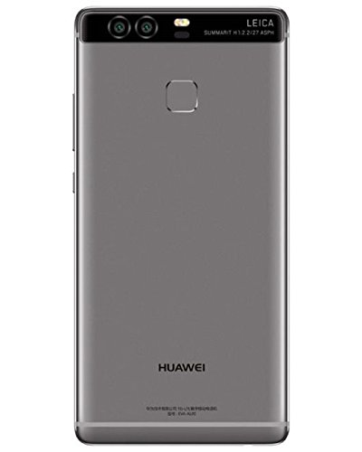 looks like huawei p9 32gb dual sim eva l19 titanium grey Edge