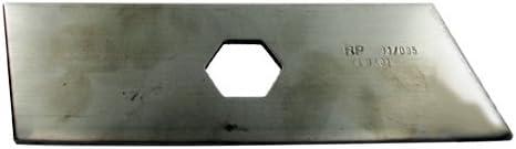 Cuchillo de escarificador para solo modelo eléctrico 516y modelo térmica 518