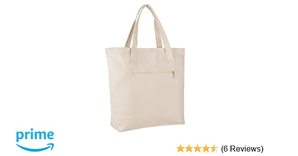 96ef9de778b2 Pack of 12 - Heavy Duty Canvas Tote Bags BULK Bags Reusable Grocery Shopping  Logo Blank Luggage Totes Canvas Bags Bulk Lot Wholesale Tote Bags with  Zipper ...