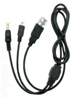 El los videojugadores Choice SONY PSP 2-in-1 cargador USB y ...