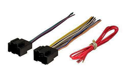 Chevy GM Wire Harness for Replacing Stereo GWH-406