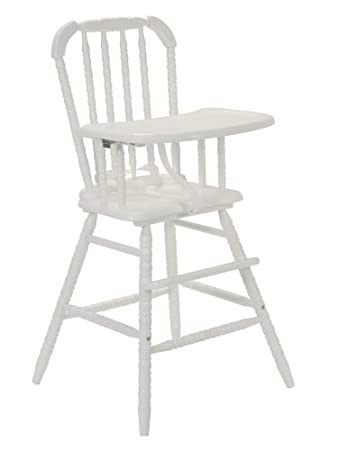 DaVinci Jenny Lind High Chair - White (Discontinued by Manufacturer)  sc 1 st  Amazon.com & Amazon.com : DaVinci Jenny Lind High Chair - White (Discontinued by ...
