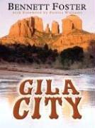 book cover of Gila City