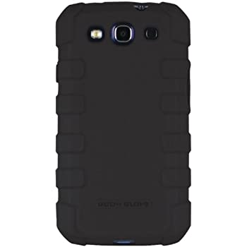 Body Glove Drop Suit Rugged Cell Phone Case for Samsung Galaxy S III Black (9284901)