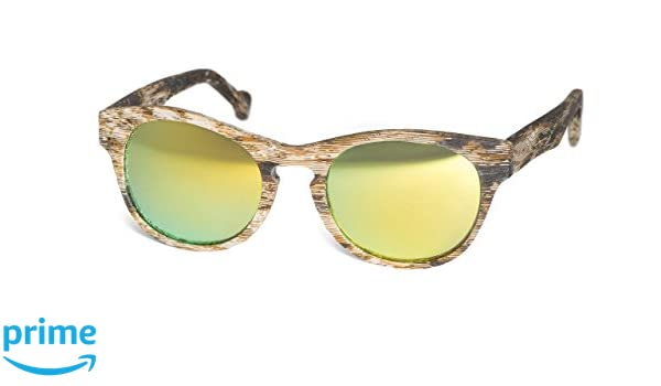 MUNICH ART FRAMES - Gafas de sol - para hombre marrón bambú ...