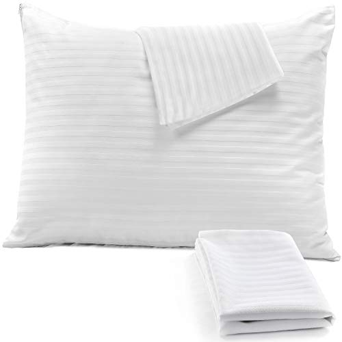 4Pack Pillow Protectors ❤️Allergy Relief ❤️Standard 20x26