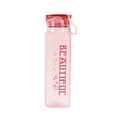 Water Bottle with Filter,Filtering Water Bottle,Ultrafiltration Membrane Filter,Reusable Straw,for Stainless Steel Vacuum Insulated Water Bottle | Double Walled Cola Shape Thermos