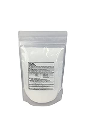 "Magnesium Chloride USP (Pharmaceutical Grade) 100% Edible Cloruro de Magnesio 100% Comestible""Greenway Biotech"" 1 Pound"