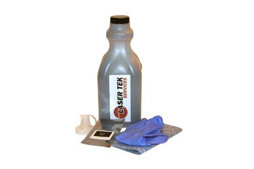 Laser Tek Services® Black Toner Refill with chip for Lexmark C750 C750DN C752 C760 C762 (C750 Black Toner)