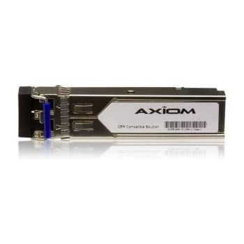 SFP Axiom GLC-TE-AX Cisco GLC-TE= Compatible RJ-45 Equivalent to: Cisco GLC-TE= - GigE up to 328 ft transceiver Module Mini-GBIC 1000Base-T