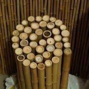 40 45mm 183x183cm Bambusrollzaun Bambusmatten Bambuslatten