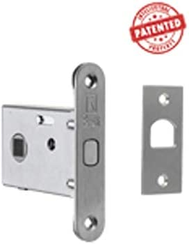 Bonaiti G500 - Cerradura compacta de gancho para puerta corredera: Amazon.es: Bricolaje y herramientas