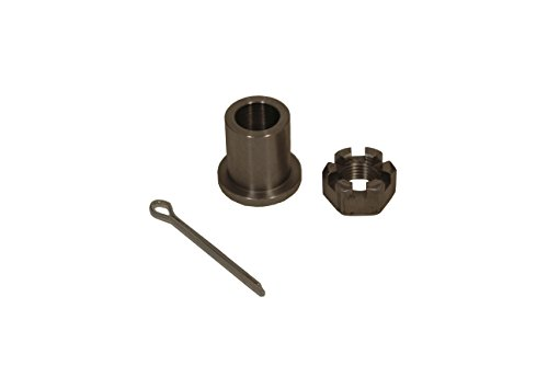 GPRDNA OTK Kit - Single Drivers Side Dana 30 Axle High Steer Kit Flips Tie Rod for More Clearance at Tie Rods Fits Jeep Dana 30 Axles XJ YJ TJ ZJ and More ()