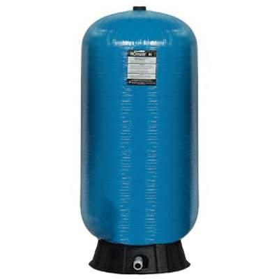 Structural (ROMATE-80) RO Pressurized 80 Gallon 1-1/4