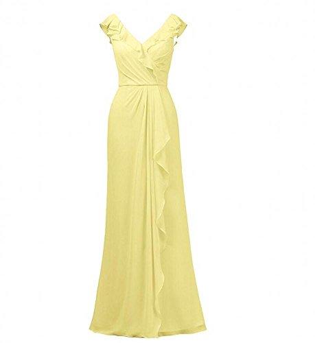 Vestido Mujer Beauty Amarillo Para Ka q5RTW14w5