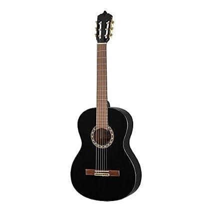Artesano Guitars Estudiante XA2 BK | Guitarra de concierto Negro ...