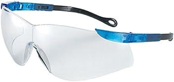 Univet 506U.04.04.05 Schutzbrille Nr.506U G15 Glas in schwarz//gr/ün