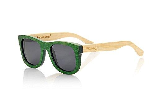 Root Sunglasses Gafas de Madera - Bambú - Lentes Polarizadas