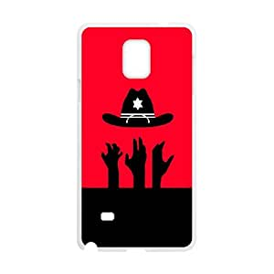 Samsung Galaxy Note 4 Phone Case The Walking Dead Nw4103
