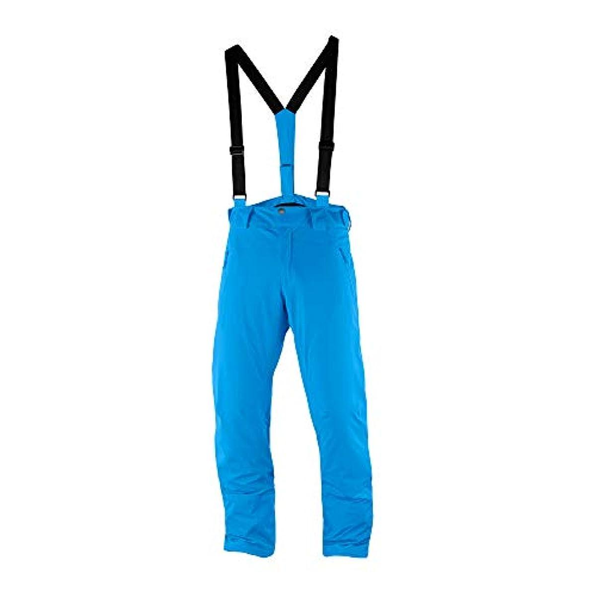 [해외] 살로몬SALOMON 스키 웨어 맨즈 팬츠 ICEGLORY PANT MEN 아이스구로리 팬츠 맨즈 2018-19년 모델 사이즈S~XL