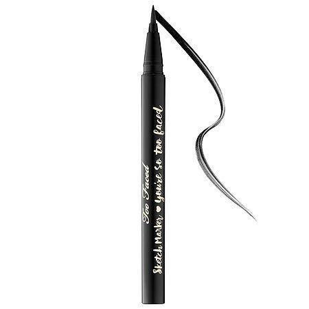 Too Faced ‑ Sketch Marker ‑ Eyeliner Waterproof ‑ Black
