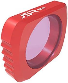 KANEED DJI OSMO Pocket用レンズフィルター DJI OSMOポケット用HDカメラND4レンズフィルター レンズアクセサリー
