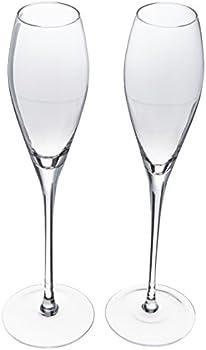 Bella Vino Champagne Flute 2-Pack