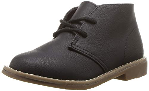 Pictures of The Children's Place Boys Fashion Boot 2114262 Black 1