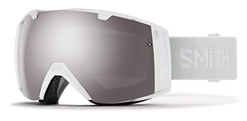 175a7284f9 Smith Optics I/O Adult Snow Goggles - White Vapor/Chromapop Sun Platinum  Mirror