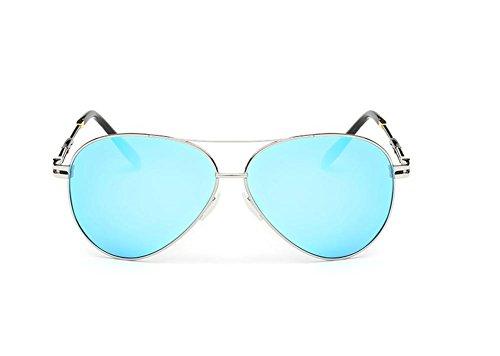 Mode Soleil blue de de Voyageur Lunettes de Hommes CMCL des cocons polarisées Soleil Lunettes Classiques des AqCpvwgwx