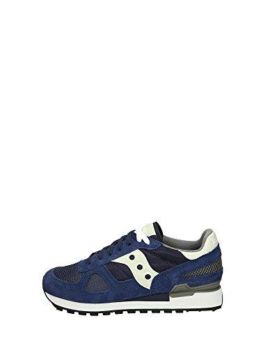 para Mujer Saucony Shadow Zapatillas Original Azul 4w46t0