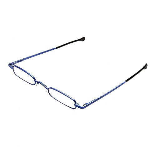 Hot Optix Unisex Pocket Size Pen Reader - blue - 1.5 (Glasses Narrow Reading)